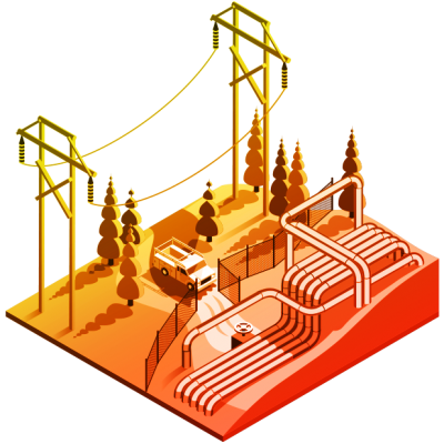 Utilities-Illustration